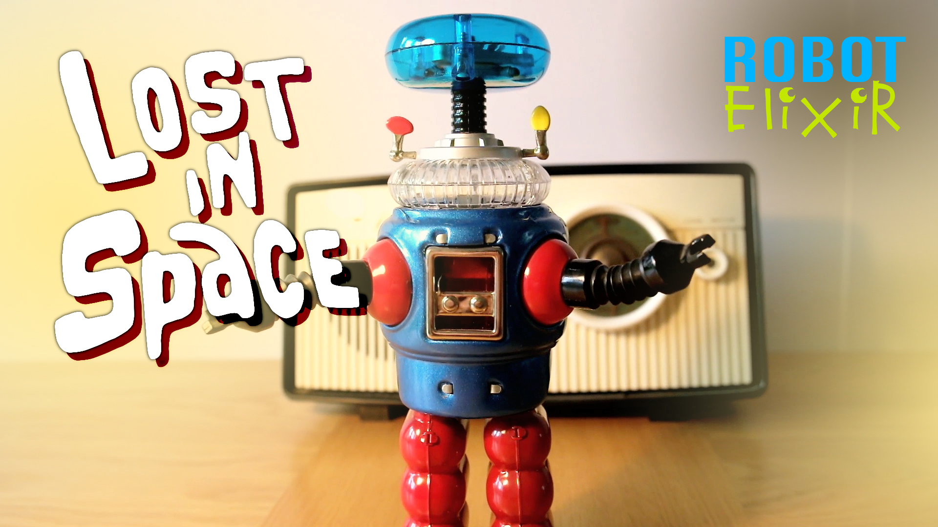 Lost in Space ROBOT B9 Toy