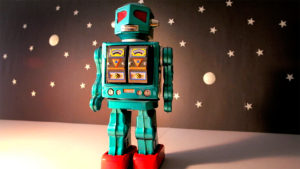 The Return of Space Evil Robot - Japanese Toy Robot