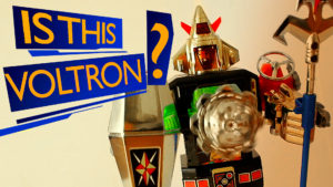 Is this Voltron? MagnaBotix Toy Robot Review! (Dairugger XV)