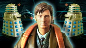 Doctor Who and the Daleks Action Figure Film (with Tardis Sound Effects)