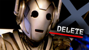 Cybermen, Davros & the K1 Robot at the Dr Who Experience
