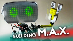 Building Meccano M.A.X. Robot (Step by step)