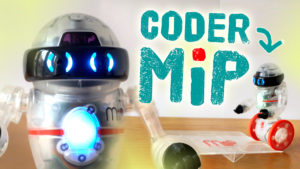 Coder MIP Robot - Unboxing Toy Review