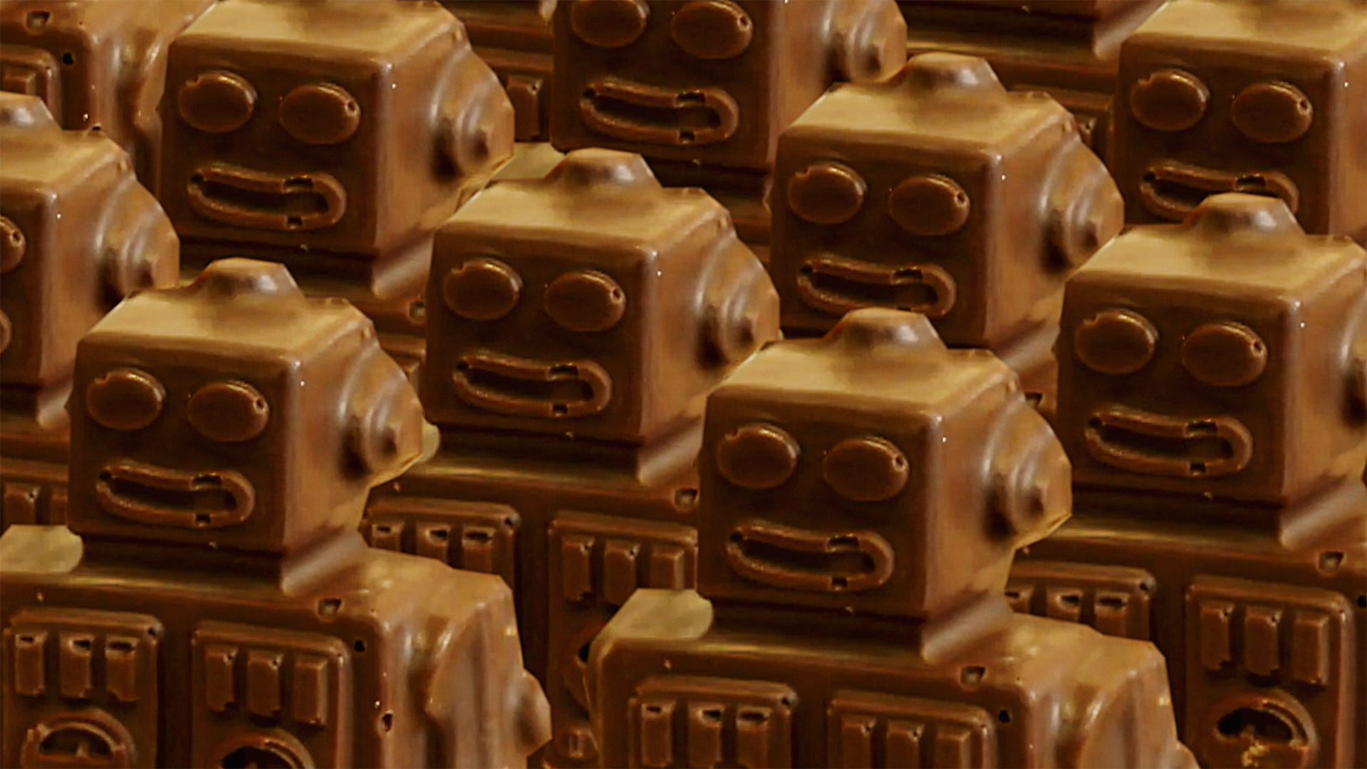 How to make a Chocolate Robot Army