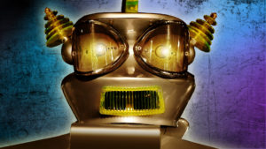 AWESOME ROBOTS Exhibition feat. Cygan, Maria, Movie Props, Old Toys & more