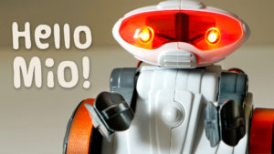 Building MIO THE ROBOT // The Science Museum Metal Detecting Toy