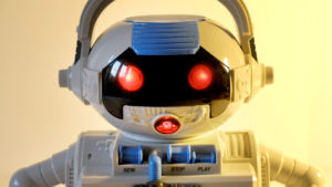 Meet Tomy 2XL - The 1980s Toy Robot Cassette Tape Player