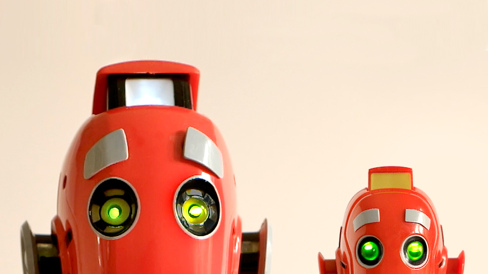 Tri-Bot Robots from WowWee