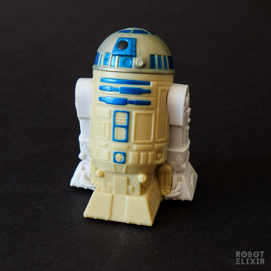 R2-D2 Wind Up Burger King Toy