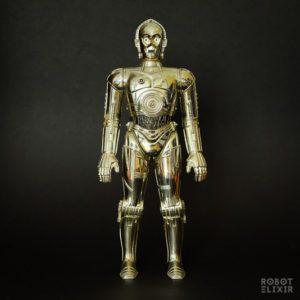C-3PO 12 inch action figure 1978 - General Mills Fun Group Inc.