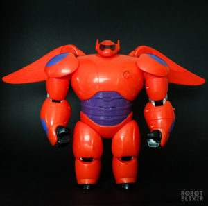 Deluxe Flying Baymax Toy