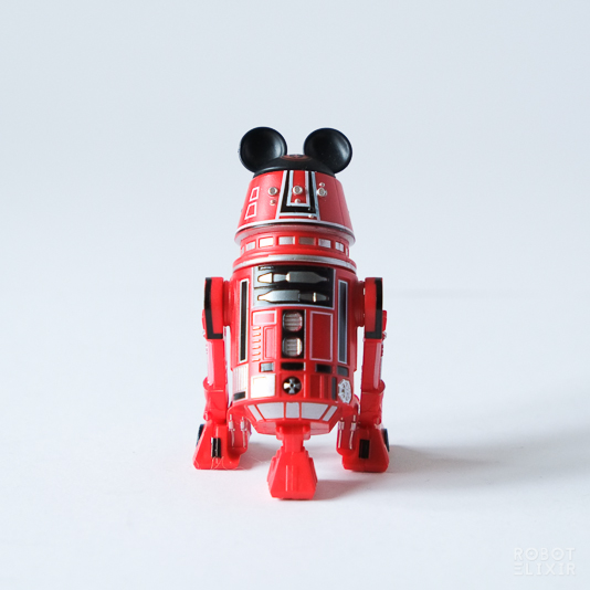 R5-D4 Droid Factory Toy Robot from Disneyland Parks