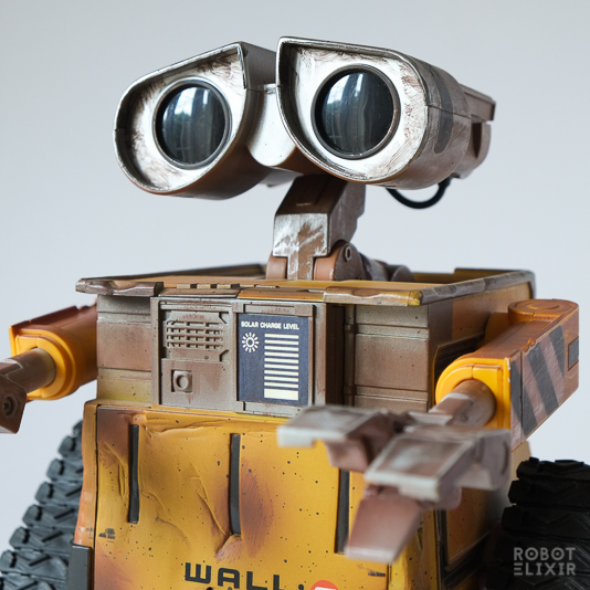 WALL-E Remote Control Toy Robot - A Disney Store Exclusive