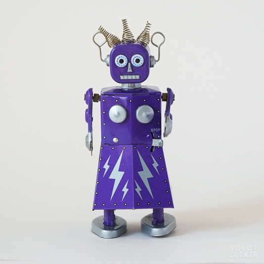 Shylling Electra Robot - Collector Series Limited Edition Tin Toy
