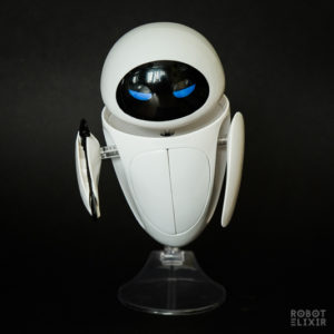 Thinkway Toys Transforming EVE Toy