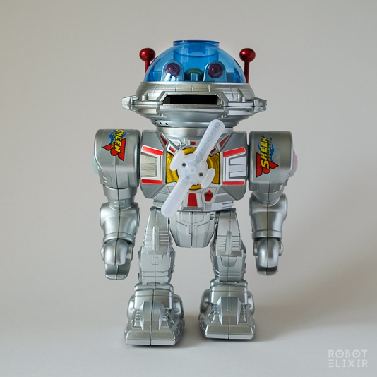 Star Defender (Star Kavass) Toy Robot by Yearlo (Yearoo)