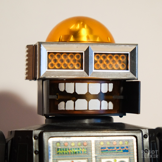 Yonezawa Laughing Robot - Happy Harry The Hysterical Robot