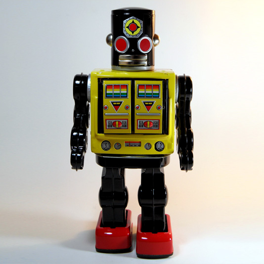 Astro One Robot by Metal House Japan