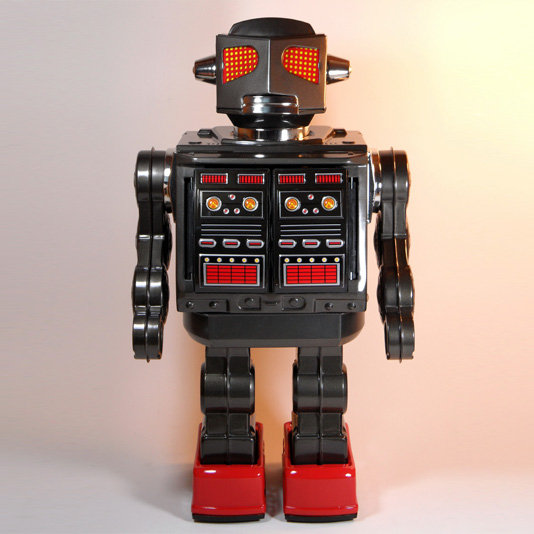Super Space Giant Robot by Metal House Japan