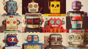 Lots of Robots. Lots of Awesome.
