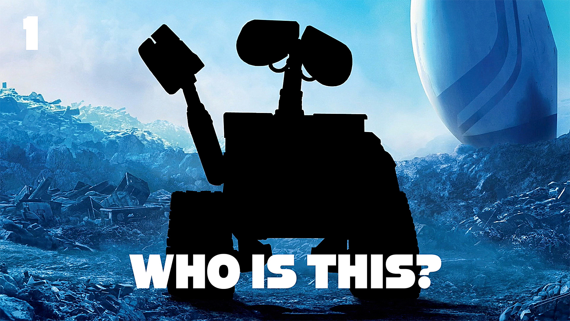 NAME THAT ROBOT QUIZ - Can you guess them all?