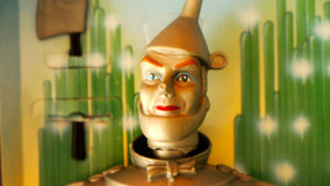 TIN MAN - The Wizard of Oz Action Figure Toy