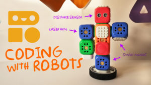 ROBO WUNDERKIND - Learn to code with Robots