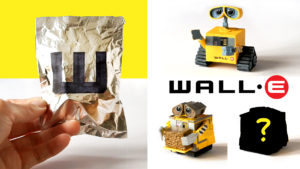 WALL-E Mystery Mini Figure Blind Bags - 5 Packs Collectible Disney Toys