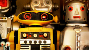 Why I collect robots …