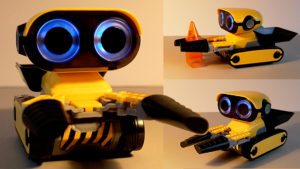 Meet GRIP from the BOT SQUAD // WowWee Robot Toy Unboxing